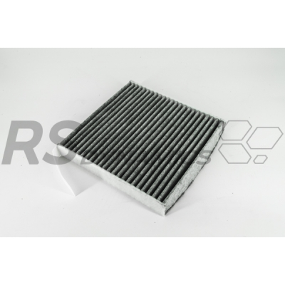 Clio 3 RS - Interieurfilter