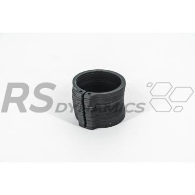 Clio 3 RS - Bovenste fuseestuk kogel borgclip