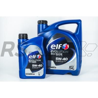 ELF 5W40 900SXR Set - 5 + 1 liter