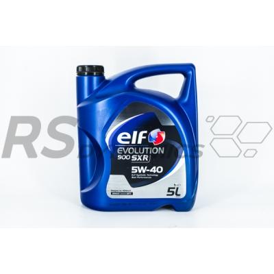 ELF 5W40 900SXR - 5 liter