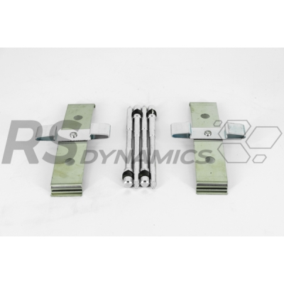 Megane 3 RS - Pennenset remblokken