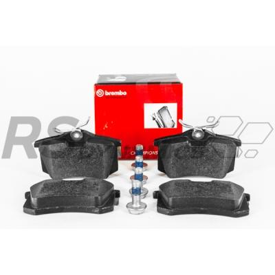 Megane 3 RS - Brembo Remblokken achterzijde