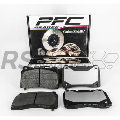 Megane 3 RS - Performance Friction Z-Rated remblokken voorzijde